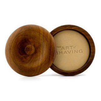 THE ART OF SHAVING SHAVING SOAP W/ BOWL - UNSCENTED (FOR SENSITIVE SKIN) 95G/3.4OZ