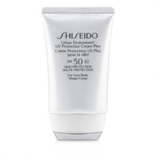 SHISEIDO URBAN ENVIRONMENT UV PROTECTION CREAM PLUS SPF 50 (FOR FACE & BODY) 50ML/1.8OZ