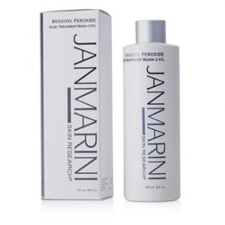 JAN MARINI BENZOYL PEROXIDE ACNE TREATMENT WASH 2.5% 240ML/8OZ