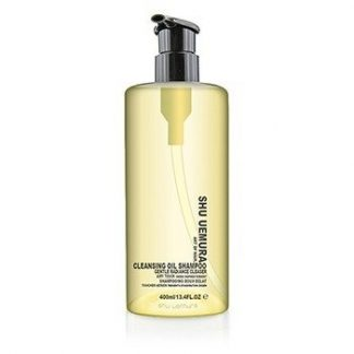 SHU UEMURA CLEANSING OIL SHAMPOO GENTLE RADIANCE CLEANSER (AIRY TOUCH) 400ML/13.4OZ