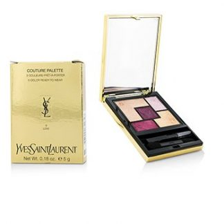 YVES SAINT LAURENT COUTURE PALETTE (5 COLOR READY TO WEAR) #09 (LOVE/ROSE BABY DOLL) 5G/0.18OZ