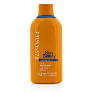 LANCASTER SUN BEAUTY TANNING MILK SPF10 400ML/13.5OZ