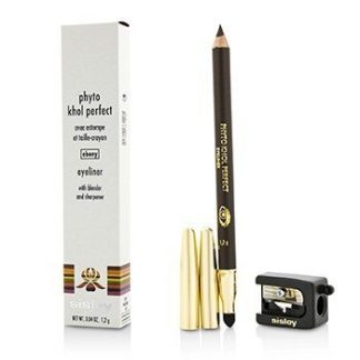 SISLEY PHYTO KHOL PERFECT EYELINER (WITH BLENDER AND SHARPENER) - # EBONY 1.2G/0.04OZ