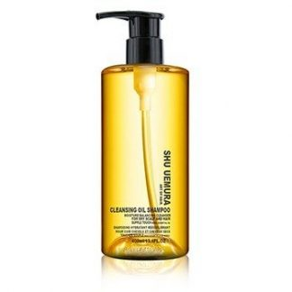 SHU UEMURA CLEANSING OIL SHAMPOO MOISTURE BALANCING CLEANSER (SUPPLE TOUCH - DRY SCALP AND HAIR) 400ML/13.4OZ