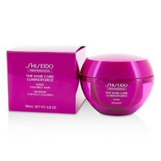 SHISEIDO THE HAIR CARE LUMINOFORCE MASK (COLORED HAIR) 190ML/6.8OZ