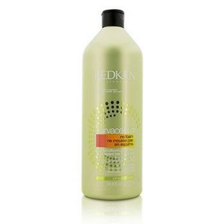 REDKEN CURVACEOUS NO FOAM HIGHLY CONDITIONING CLEANSER (FOR ALL CURLS TYPES) 1000ML/33.8OZ