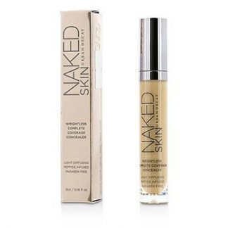 URBAN DECAY NAKED SKIN WEIGHTLESS COMPLETE COVERAGE CONCEALER - MEDIUM NEUTRAL 5ML/0.16OZ