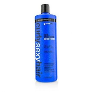 SEXY HAIR CONCEPTS CURLY SEXY HAIR CURL ENHANCING CURL MOISTURIZING CONDITIONER 1000ML/33.8OZ