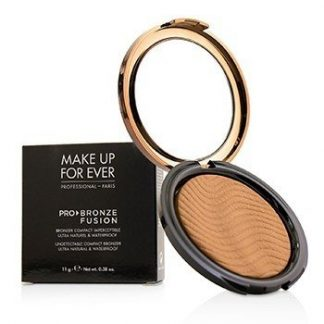 MAKE UP FOR EVER PRO BRONZE FUSION UNDETECTABLE COMPACT BRONZER - # 30M (SIENNA) 11G/0.38OZ