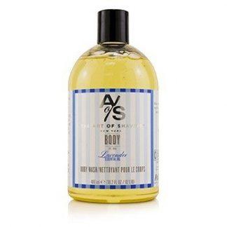 THE ART OF SHAVING BODY WASH - LAVENDER ESSENTIAL OIL 480ML/16.2OZ