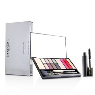 LANCOME L'ABSOLU PALETTE COMPLETE LOOK - # PARISIENNE CHIC (13X SHADES, 1X MINI EYE PENCIL, 1X MINI MASCARA) 20.9G/0.73OZ