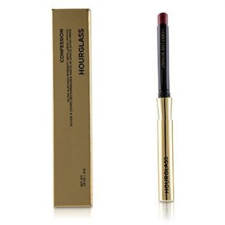 HOURGLASS CONFESSION ULTRA SLIM HIGH INTENSITY REFILLABLE LIPSTICK - #I CAN'T LIVE WITHOUT (RED CURRANT) 0.9G/0.03OZ