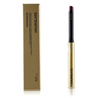 HOURGLASS CONFESSION ULTRA SLIM HIGH INTENSITY REFILLABLE LIPSTICK - # I HIDE MY (DEEP PLUM) 0.9G/0.03OZ