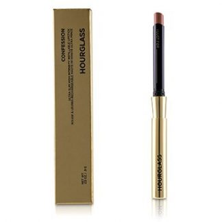 HOURGLASS CONFESSION ULTRA SLIM HIGH INTENSITY REFILLABLE LIPSTICK - # I LUST FOR (PEACHY BEIGE) 0.9G/0.03OZ