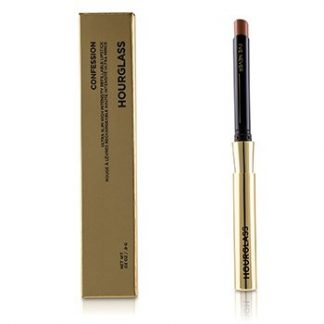 HOURGLASS CONFESSION ULTRA SLIM HIGH INTENSITY REFILLABLE LIPSTICK - # I'VE NEVER (NUDE ROSE) 0.9G/0.03OZ