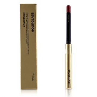 HOURGLASS CONFESSION ULTRA SLIM HIGH INTENSITY REFILLABLE LIPSTICK - # SECRETLY (CLASSIC RED) 0.9G/0.03OZ