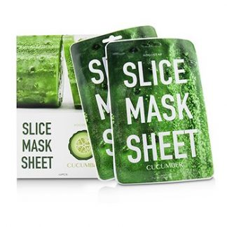 KOCOSTAR SLICE MASK SHEET - CUCUMBER 10SHEETS