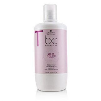 SCHWARZKOPF BC BONACURE PH 4.5 COLOR FREEZE TREATMENT (FOR COLOURED HAIR) 750ML/25.3OZ