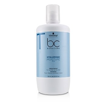 SCHWARZKOPF BC BONACURE HYALURONIC MOISTURE KICK TREATMENT (FOR NORMAL TO DRY HAIR) 750ML/25.3OZ