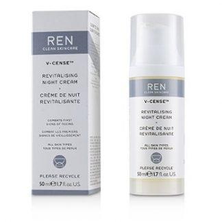 REN V-CENSE REVITALISING NIGHT CREAM (ALL SKIN TYPE) 50ML/1.7OZ