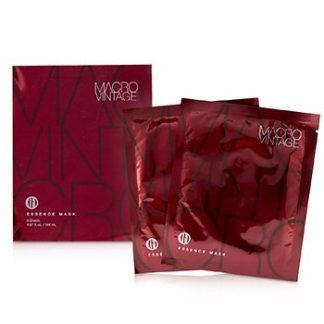 KOH GEN DO MACRO VINTAGE ESSENCE MASK 6SHEETS