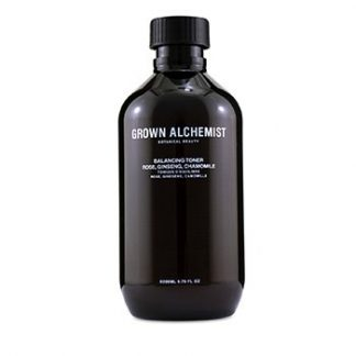 GROWN ALCHEMIST BALANCING TONER - ROSE, GINSENG & CHAMOMILE 200ML/6.67OZ