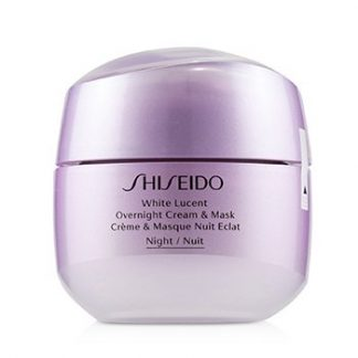SHISEIDO WHITE LUCENT OVERNIGHT CREAM & MASK 75ML/2.6OZ