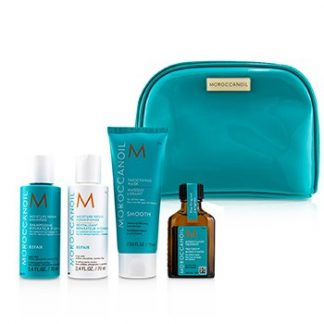 MOROCCANOIL DESTINATION REPAIR TRAVEL SET 4PCS