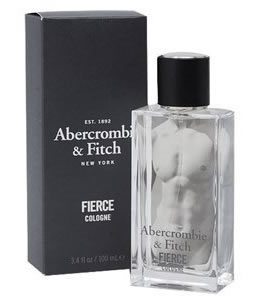 ABERCROMBIE AND FITCH FIERCE COLOGNE EDC FOR MEN