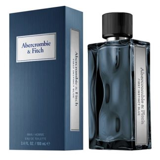 ABERCROMBIE & FITCH FIRST INSTINCT BLUE HOMME EDT FOR MEN