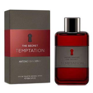 ANTONIO BANDERAS THE SECRET TEMPTATION EDT FOR MEN