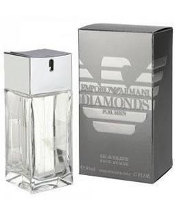 GIORGIO ARMANI EMPORIO DIAMONDS EDT FOR MEN