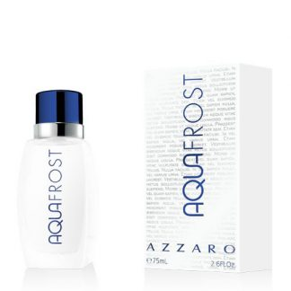 AZZARO AQUA FROST EDT FOR MEN