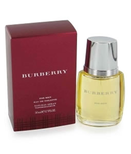 BURBERRY FOR MEN EDT FOR MEN