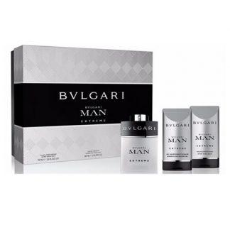 BVLGARI MAN EXTREME 3 PCS GIFT SET FOR MEN
