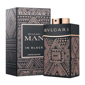 BVLGARI MAN IN BLACK ESSENCE LIMITED EDITION EDP FOR MEN