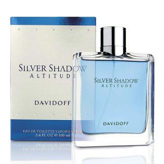 DAVIDOFF SILVER SHADOW ALTITUDE EDT FOR MEN
