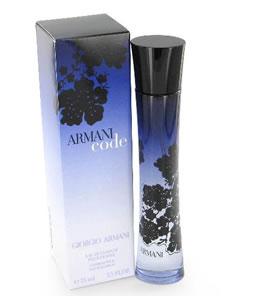 GIORGIO ARMANI ARMANI CODE EDP FOR WOMEN