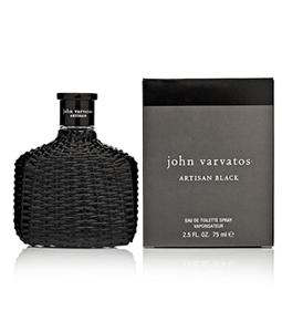 JOHN VARVATOS ARTISAN BLACK EDT FOR MEN