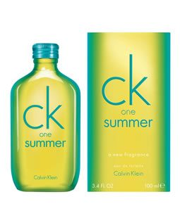 [SNIFFIT] CALVIN KLEIN CK ONE SUMMER 2014 EDT FOR UNISEX