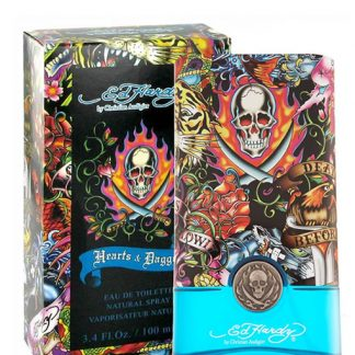 [SNIFFIT] CHRISTIAN AUDIGIER ED HARDY HEARTS & DAGGERS EDT FOR MEN