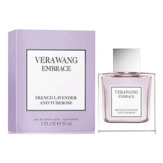 VERA WANG EMBRACE FRENCH LAVENDER AND TUBEROSE EDT FOR WOMEN