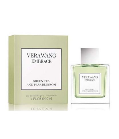 VERA WANG EMBRACE GREEN TEA AND PEAR BLOSSOM EDT FOR WOMEN