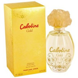 CABOTINE GOLD EDT FOR WOMEN